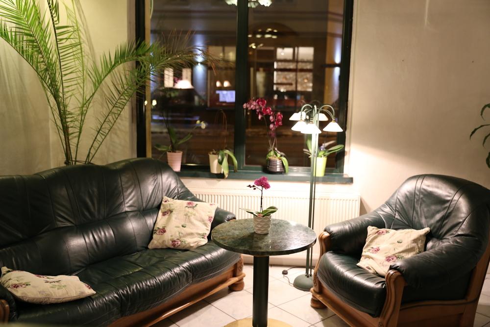 Hotel De Saxe Leipzig Restaurant